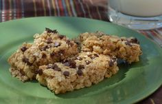 7 Ingredient Granola Bar Recipe (No Bake) by Raise Healthy Eaters