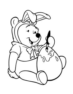 Coloring Page - Winnie the pooh coloring pages 78