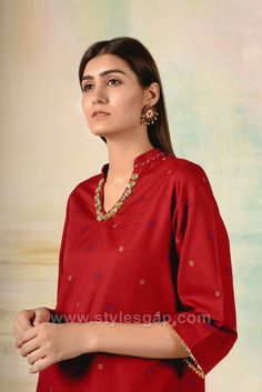 Indian Paksitani Stylish & Best Neckline Gala Designs for Asian Girls 2020 Collection for Asian Women consists of simple casual, heavy formal neck styles Asian Woman, Asian Girl, Gala Design, Neckline Designs, Neck Pattern, Pakistani, Stitching, Indian, Embroidery