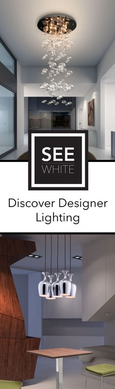 Shop unique designer lighting at See White. We carry a large selection of modern and contemporary high-end designs. Which style is your favorite?
