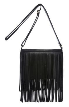 Black Dressy Shoulder Bag for Special Nights