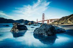 #SF #SanFrancisco #California #GoldenGate #Photography