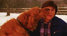 Click for gif of Clark & Shelby :P on Smallville, so sweet!