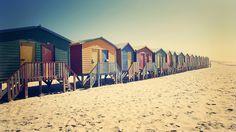 Vintage Beach | Vintage Beach huts | Flickr - Photo Sharing!