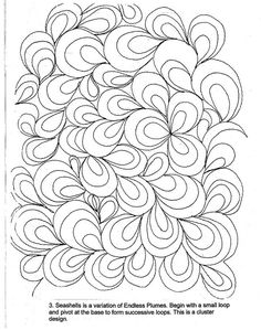 Relly Free Motion Machine Quilting Designs - page 4