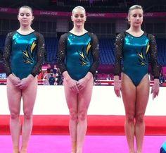 2012 London Olympics: Podium Training - Australia