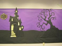 halloween+bulletin+boards+for+toddlers | ... halloween bear creek we ll be having a big party on halloween this