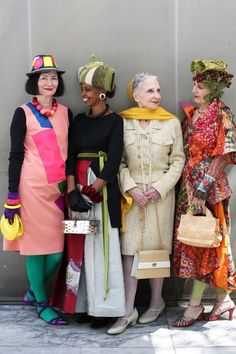 ADVANCED STYLE: Prime Time: MoMA's Older Adult Program Initiative Launches This Saturday