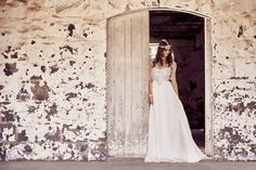 Anna Campbell Wedding Dress Collection 2