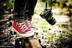converse and photography <3