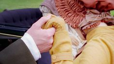 The thrill of a simple touch ~*~ I love it ~*~ Darcy  Elizabeth