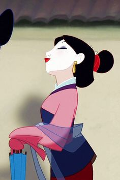 Mulan. Honor to us all