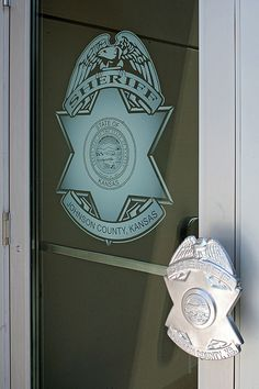 Entry Door to Central Booking by Johnson County Sheriff, via Flickr