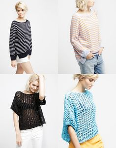 New Favorites: WATG cotton toppers