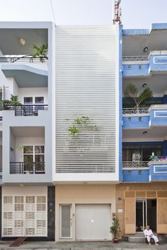 Nhabeo House / Trinhvieta-Architects. Vietnam.