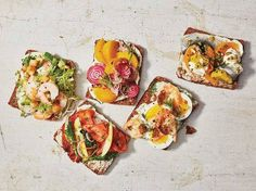 A guide to compile a perfect Danish smørrebrød, the ultimate open-face sandwich.