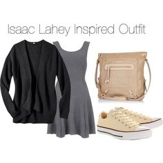 """""""Teen Wolf - Isaac Lahey Inspired Outfit"""" by staystronng on Polyvore"""