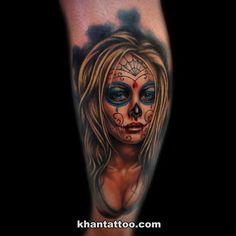 Khan Tattoo