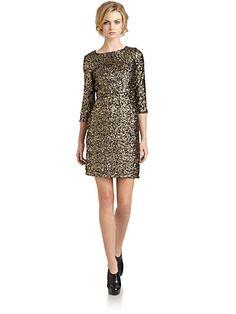 party dress- 5/48 - Sequin Dress - Saks.com