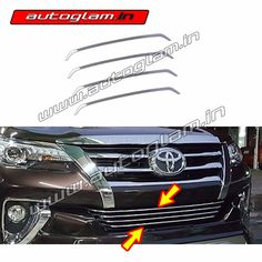 Toyota Fortuner 2016, Toyota C Hr, Tail Light, Car Accessories, Chrome, Store, Model, Stuff To Buy, Auto Accessories