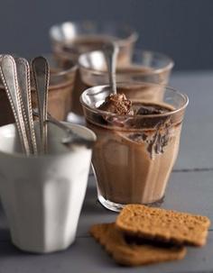 Creme speculoos chocolat