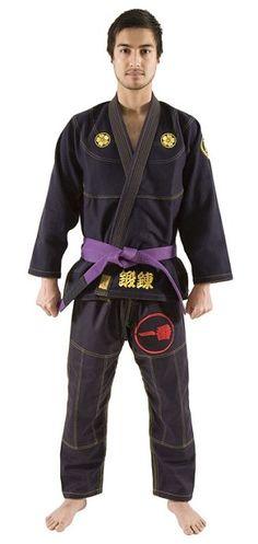 Scramble Ichiban Jiu Jitsu Kimono