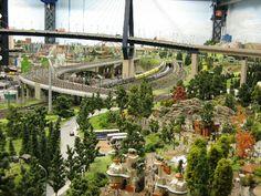 Modelleisenbahn Miniatur Wunderland-Hamburg Case, Model Trains, To Go, Miniatures, Heart, Places, Flowers, Model Train, Minis