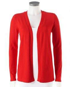 Great layering option for those chilly days or nights #SteinMart