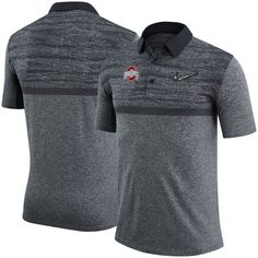 Ohio State Buckeyes Nike 2016 College Football Playoff Sideline Polo - Gray https://tmblr.co/ZOe66d2OlSUWa