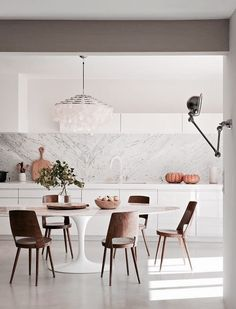 Located In Southern France, This Feminine Kitchen Is Truly Spectacular.  Marie Laure Helmkampf Of MLH.