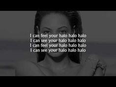 Beyoncé - Halo (lyrics) [HD] - YouTube