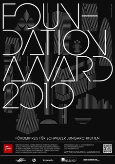 Buro Destruct design 'Foundation award'