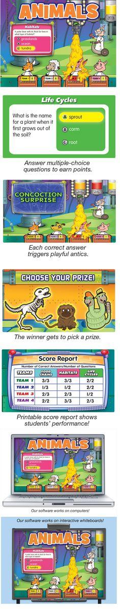Software for Kids - Kindergarten Educational Software & Computer ...