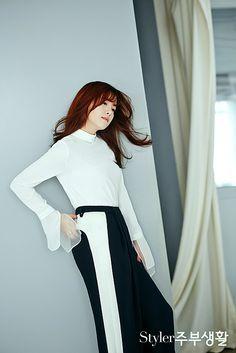 Goo Hye Sun for Styler