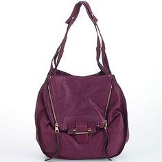 KOOBA Zoey Berry Hobo Bag
