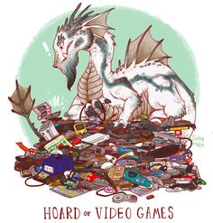 Community Post: 19 Delightfully Unusual Dragon Hoards To Covet