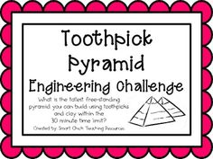 STEM challenge.