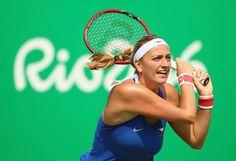 @WTA  Czech Republic's @Petra_Kvitova moves into #Rio2016 Semifinals with 6-2, 6-0 win over Svitolina!