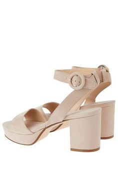 Buy Monsoon Ladies Nude Paige Platform Sandal from the Next UK online shop Latest Fashion For Women, Mens Fashion, Holiday Shoes, Monsoon Uk, Girls Shopping, Uk Online, Block Heels, Heeled Mules, Kids Outfits