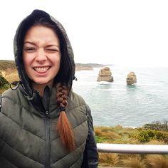 Quand je vous dit que le temps n'était pas au rdv  #greatoceanroad #australia #funnyface #backpacker #traveladdict #travel #vacances #voyage #dream #picoftheday #holidays #rainyday #ootd #ocean #lyon #montpellier #france by solenep