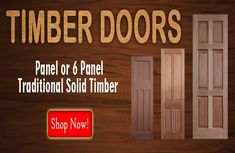 We are selling the highest quality engineered solid timber doors in Melbourne.Timber Doors are looking rich style. Timber doors with a contrast of vertical & horizontal size with door create a contemporary feel. Products of Timber doors & Glazed doors Melbourne are luxury design range.All these doors are half hour fire rated & are existing in all the popular sizes.There is a widespread range of timber doors, panel traditional timber are available in the market in Doors Melbourne.