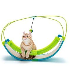 Kitty City Rocking Roller on Sale | Free UK Delivery | PetPlanet.co.uk