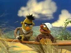 Ernie &'nd Bert - Fischlein, Fischlein, Fischlein - YouTube
