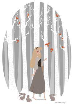 Briar Rose - Aurora - Sleeping Beauty