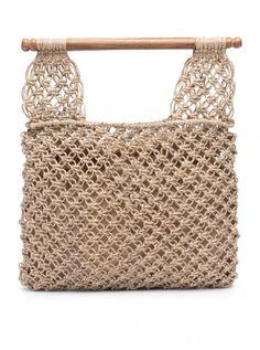 323 My Wish List, Burlap, Reusable Tote Bags, Crochet, Fashion, Wings, Purse, Crochet Hooks, Moda