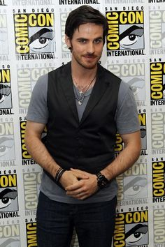 San Diego Comic-Con 2013 Photos: 'Once Upon a Time'  Captain Hook