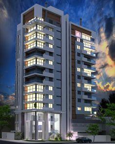 Edifício Residencial e Comercial em Cascavel - PR