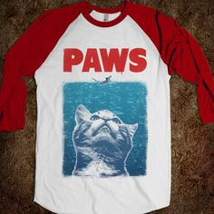 PAWS (Jaws Parody) if anyone wants to know what to get me for Christmas here it is...