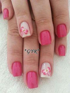 Flor rosa!!