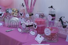 "Photo 7 of 14: Minnie Mouse / Birthday ""Leah's Minnie mouse party"" 